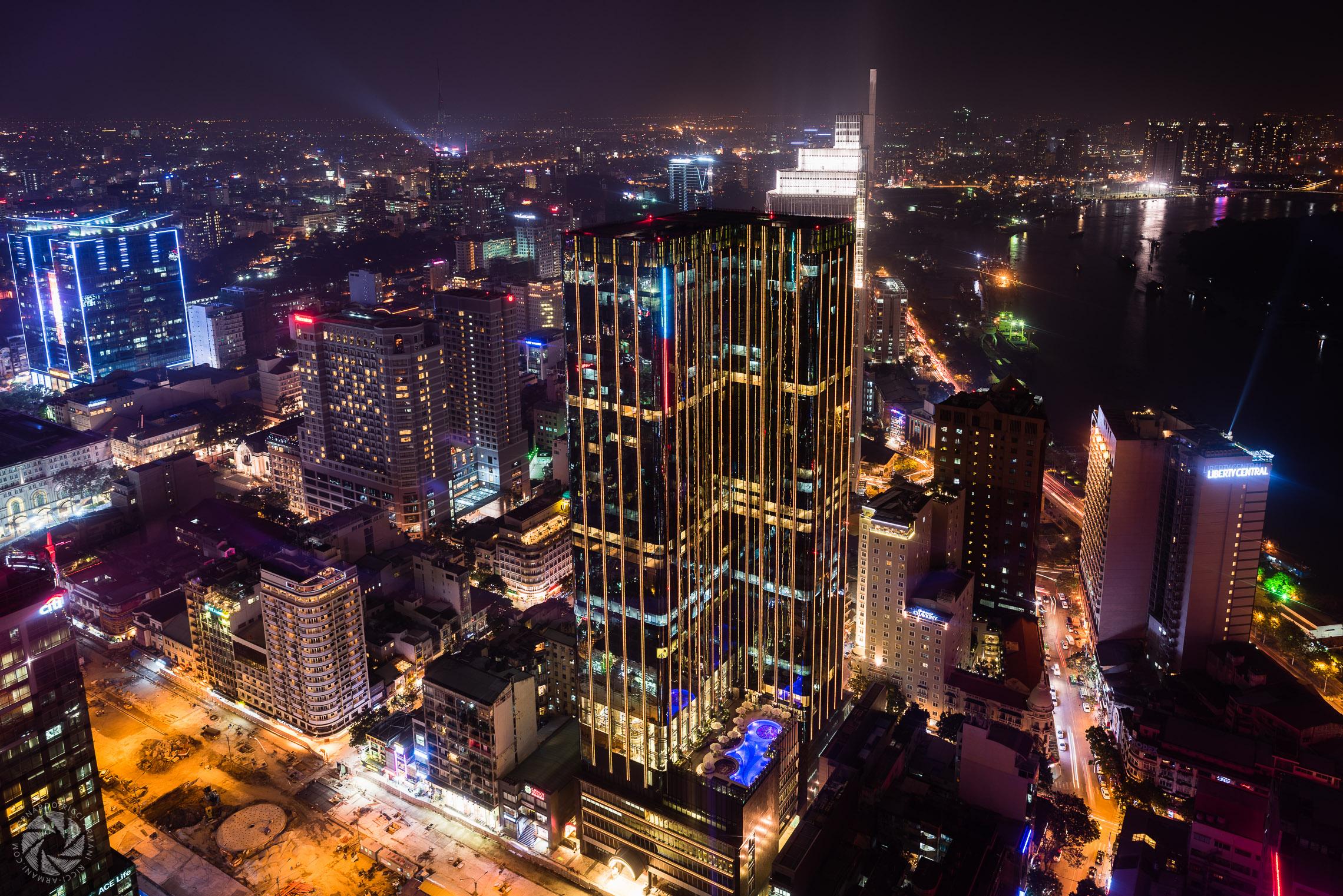 Saigon or Ho Chi Minh City (Vietnam)