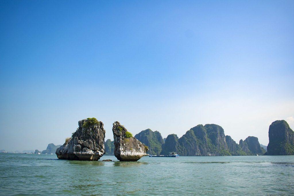 Zatoka Ha Long z hanoi wycieczka