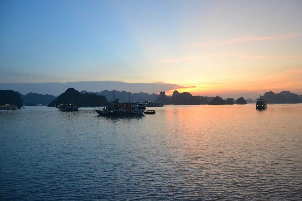 halong wietnam