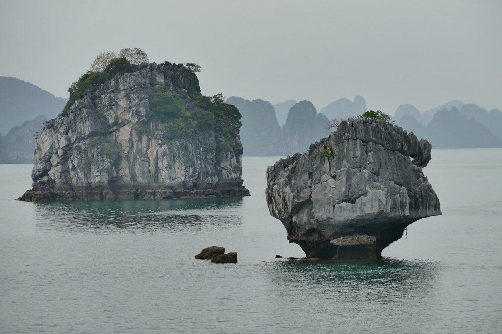 zwiedzanie jaskini Thien Canh Son wietnam