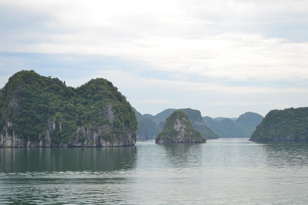 rejs Hai Phong - Ha Long