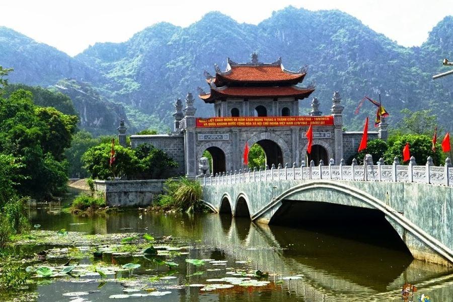 Hoa Lu wycieczka z hanoi