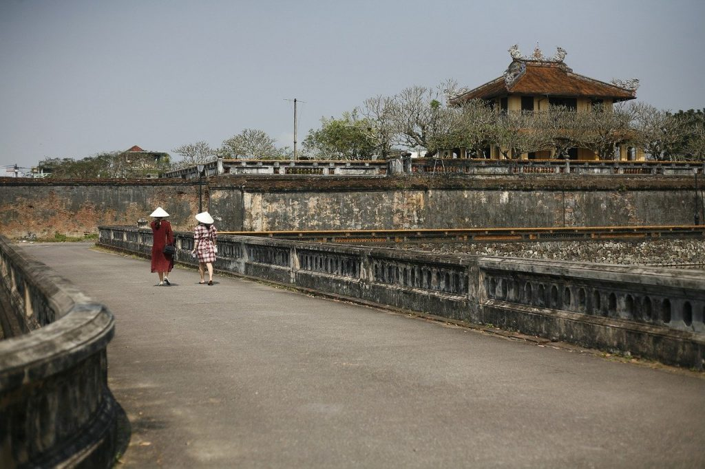 hue city wietnam
