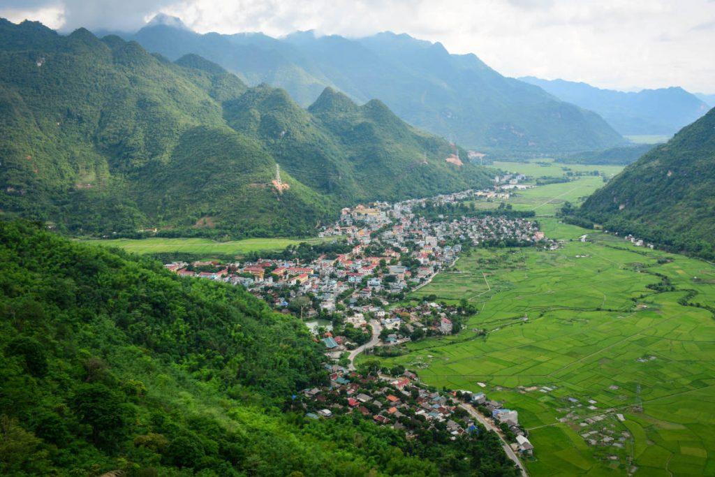 Dolina Mai Chau wycieczka z hanoi