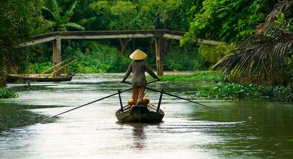 mekong delta wietnam